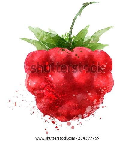 berry vector logo design