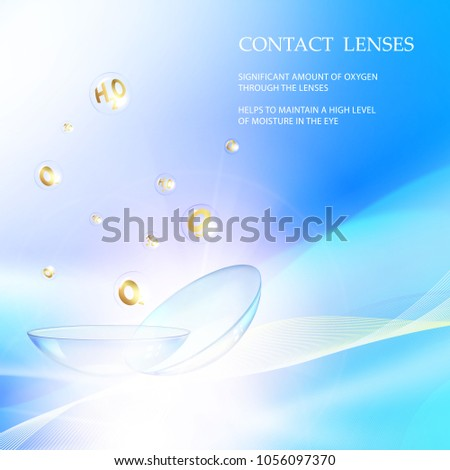 best blue contact lenses for