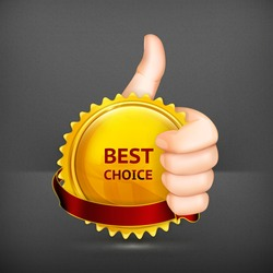 Best choice, vector