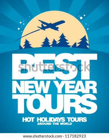 best christmas tours design