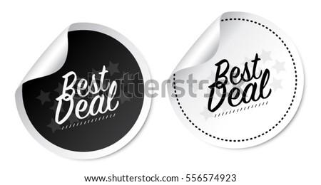 Best Deal Stickers