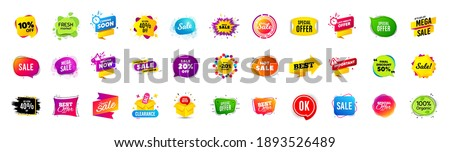 Best discount offer banners. Price deal sale stickers. Black friday special offer tags. Sale bubble coupon. Promotion discount banner templates design. Buy offer sticker. Super deal set. Vector