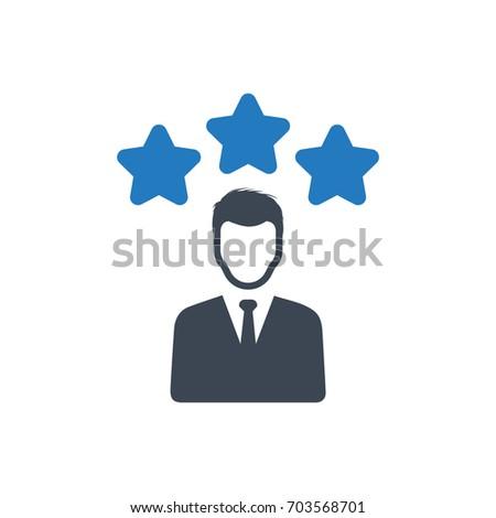 Best Employee Icon