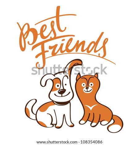 Best Friends little pets animals dog cat puppy kitten