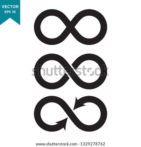 best infinity vector icon