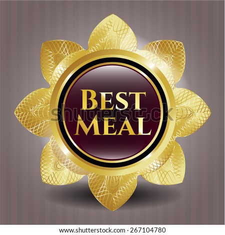 Best meal golden flower