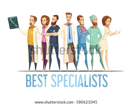 best medical specialists design
