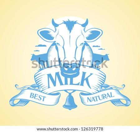 Best milk design template.