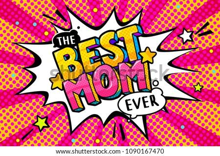 Super Mom Vector - Download Free Vector Art, Stock Graphics