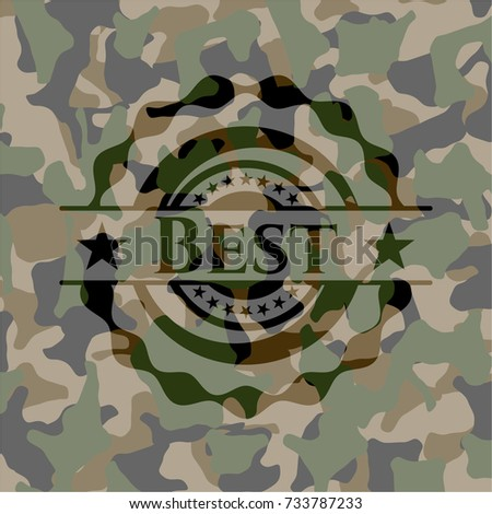 best on camouflage pattern