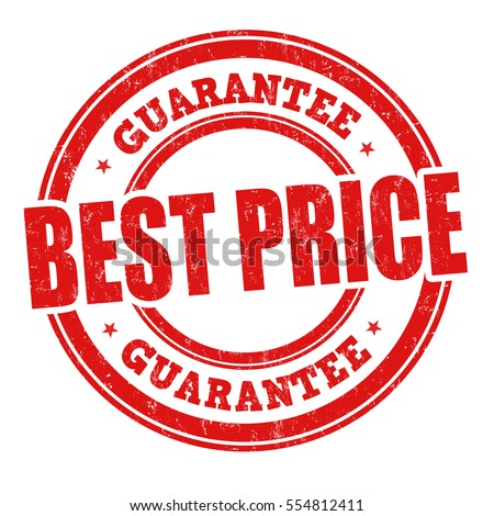 Best price grunge rubber stamp on white background, vector illustration
