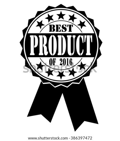best product icon on white, vector illustration