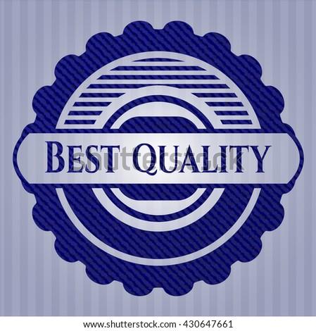Best Quality denim background