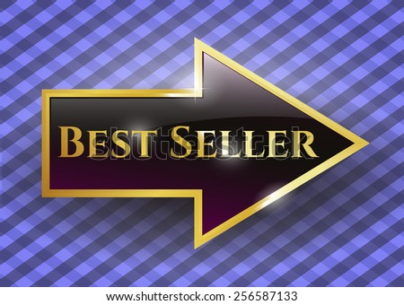 Best seller golden arrow.