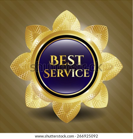 Best service golden flower