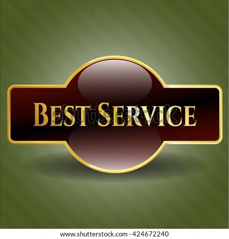 Best Service shiny emblem