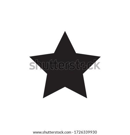 Best Star Icon Vector Illustration