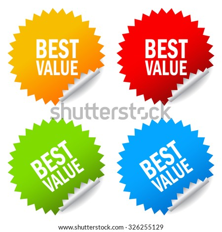 Best value stickers