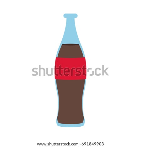 beverage cola soda carbonated drink bottle