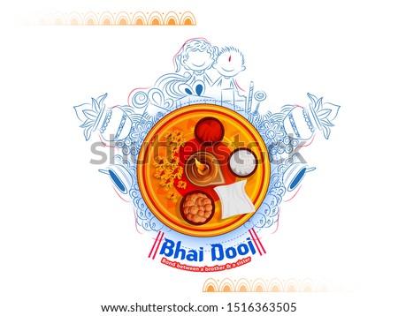Bhai Dooj  Bhau-Beej  Bhai Tika  Bhai Phonta is a festival celebrated by Hindus of the Indian