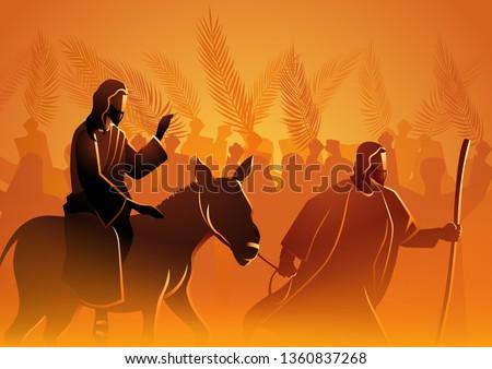 biblical vector illustration