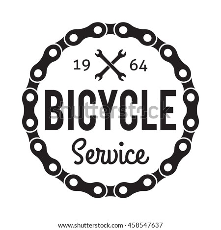 bicycle badge label bike
