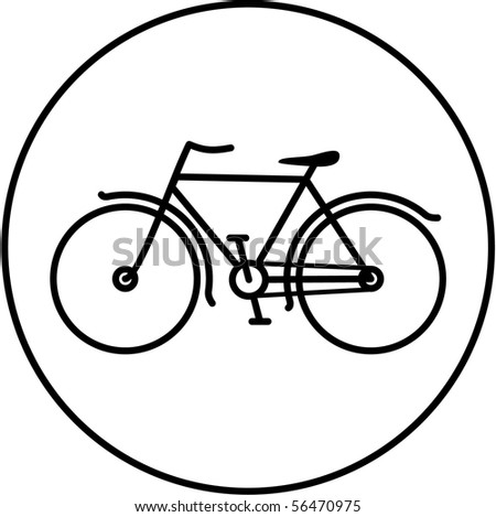 bicycle pictogram