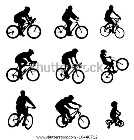 bicycle vector 5