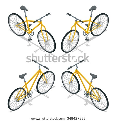 bicycles  bicycle icon  bicycle