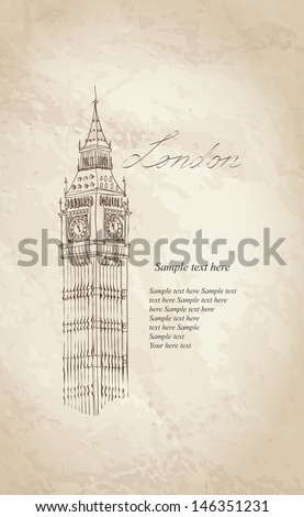 big ben  london  england  uk