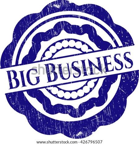 Big Business rubber texture