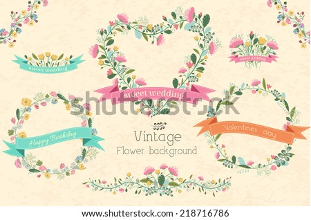 Cute Vector Heart Frames - Download Free Vector Art, Stock Graphics ...