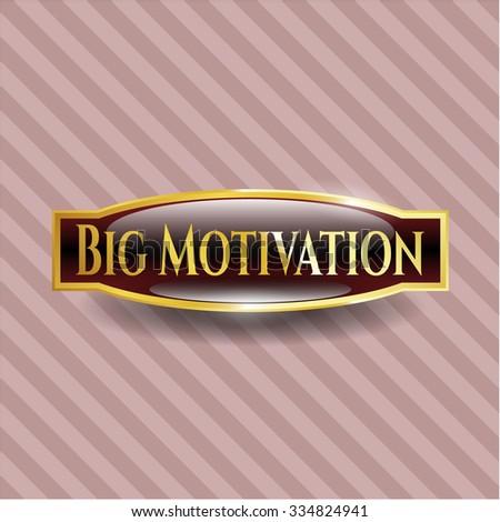 Big Motivation shiny badge