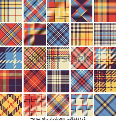 stock-vector-big-set-of-seamless-tartan-patterns