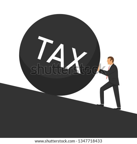 big tax and financial crysis
