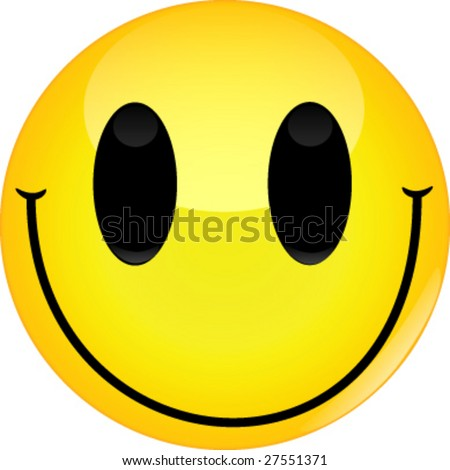 funny smiley faces. yellow funny smiley face