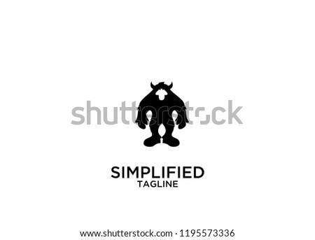 bigfoot logo icon designs vector