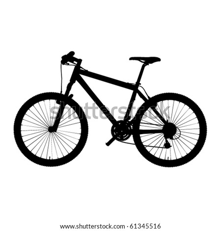 bike in vector