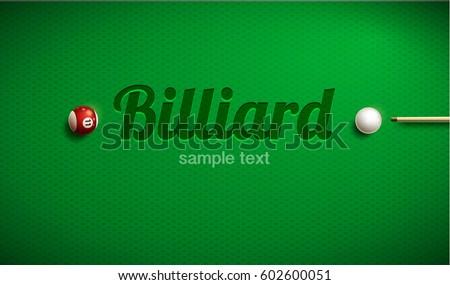 Free Billiard Balls Vector - Download Free Vector Art, Stock ...