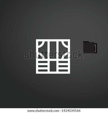 Bills vector icon. Bills concept stroke symbol design. Thin graphic elements vector illustration, outline pattern for your web site design, logo, UI. EPS 10.