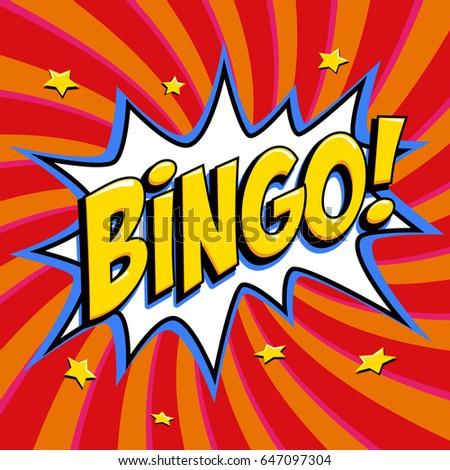 bingo lottery poster lottery