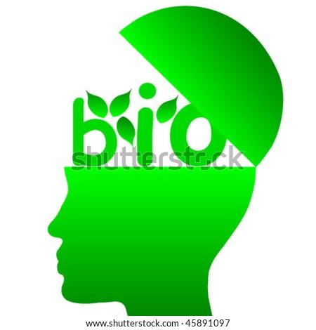 bio in human head