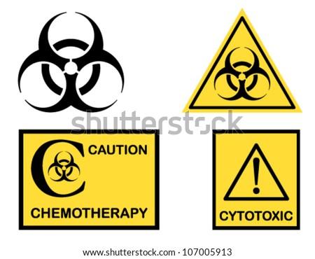 Hazard Symbols And Icons Download Free Vector Art Stock Graphics