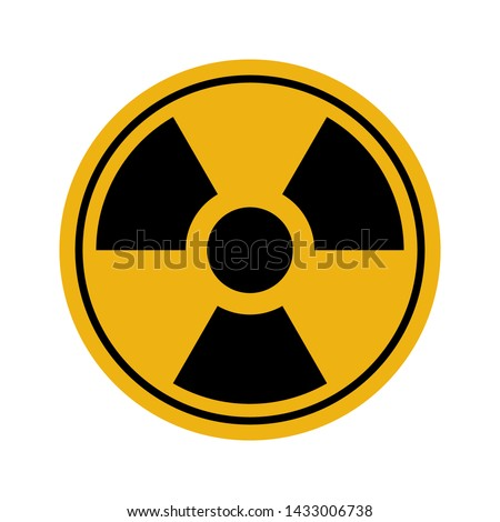 biohazard icon  radiation