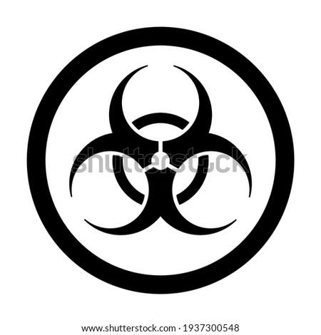 biological hazard or biohazard