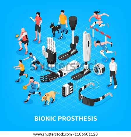 bionic prothesis isometric