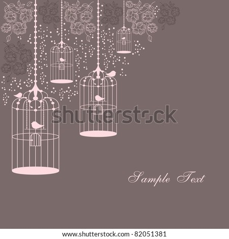 bird cages design