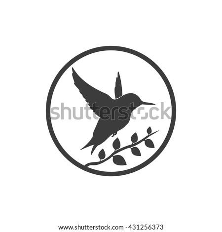 bird icon bird vector isolated