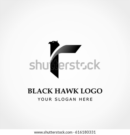bird logo  hawk logo