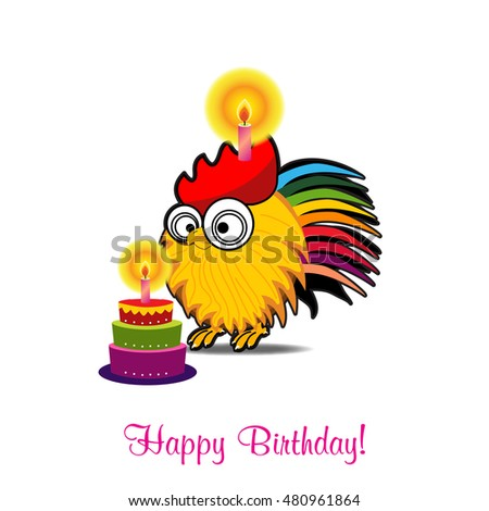 Royalty Free Stock Photos And Images Birthday Cardbirthday Cake